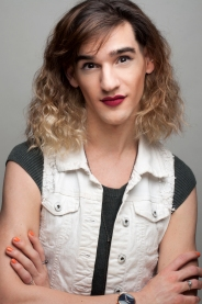 Maybe Burke is a New York based theatre artist and trans advocate interested in telling the stories that haven't been told. They are excited by new material that can honestly and realistically portray marginalized groups of people. They have worked with Joe's Pub, Cherry Lane Theatre, Ars Nova, La Mama, HERE Arts Center, The Duplex, and more. Maybe is a co-curator of the Trans Theatre Festival at The Brick and the founder of The Trans Literacy Project. Artistic Associate, Honest Accomplice Theatre. BA Directing, Pace University.
